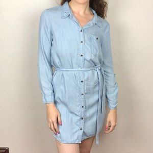 Denim Banana Republic Dress